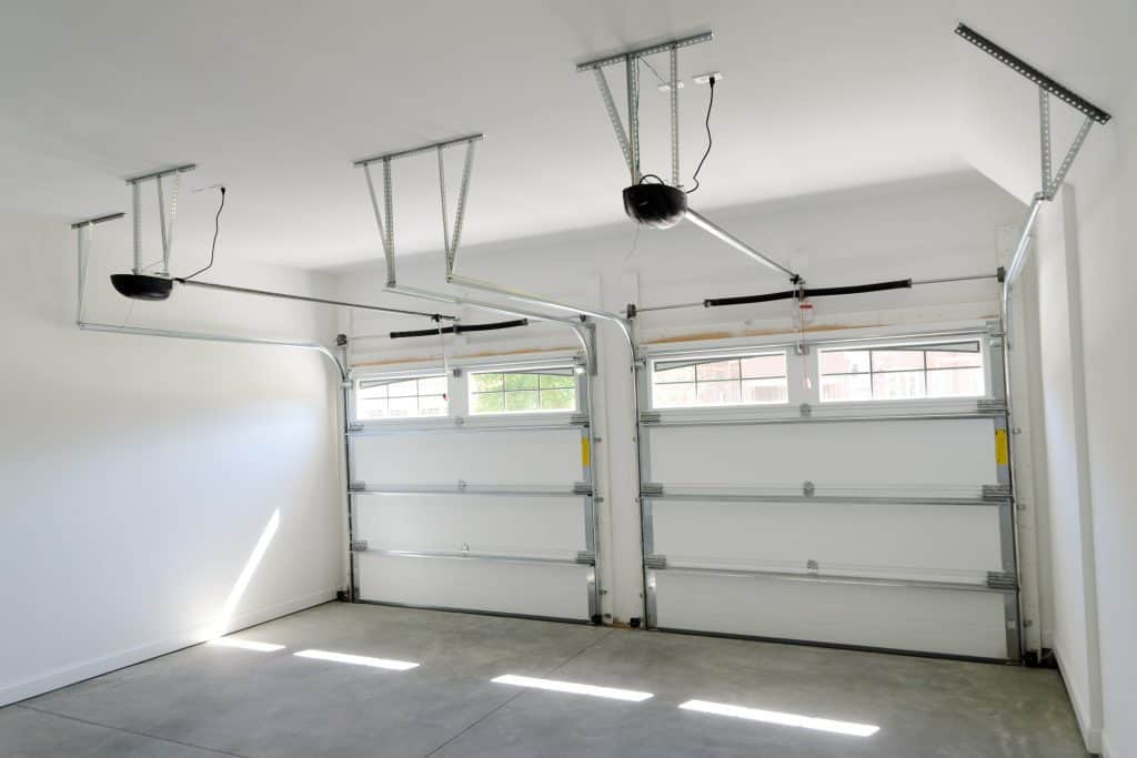 Electric garage doors Leeds