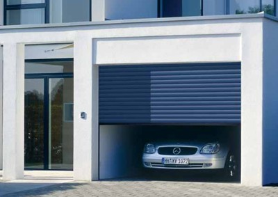 What is a garage door?