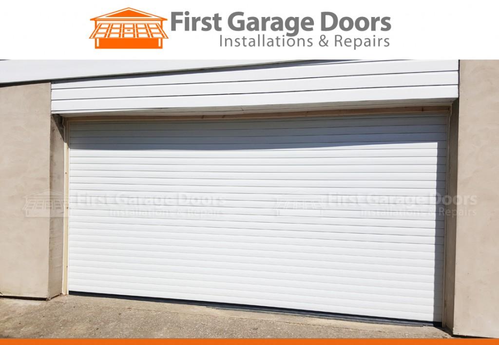 New aluroll 14ft made to measure roller garage door for 14 foot tall garage door