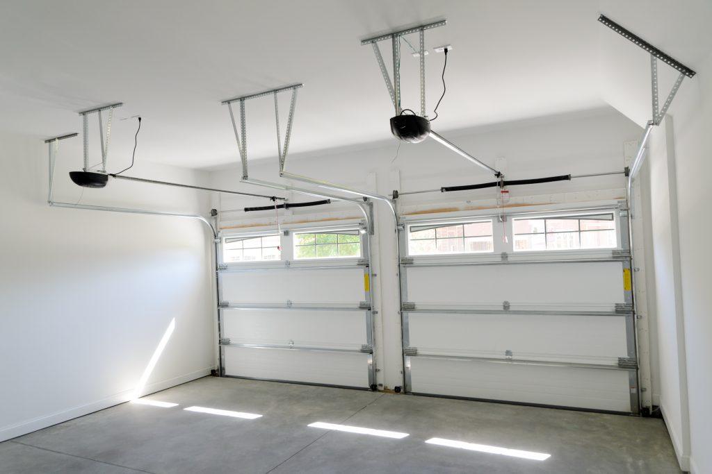 Electric garage doors Leeds